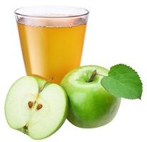 свежевыжатого сока яблока