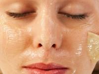 Польза желатина для лица. Рецепты масок от морщин