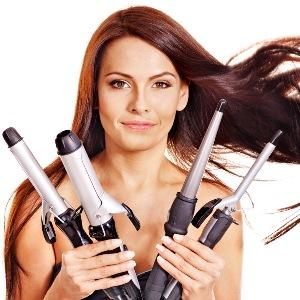 Плойки для волос