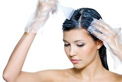 тонирование волос пошагово