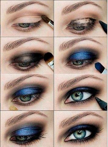 Как сделать макияж ежедневный фото 602