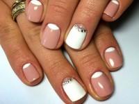 Идеи маникюра гель лаком на короткие ногти с пошаговым описанием