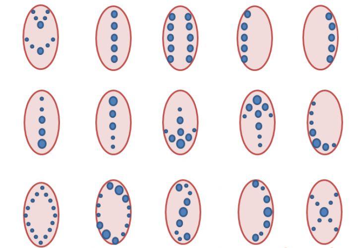 Как нарисовать узор на ногтях в домашних условиях 852