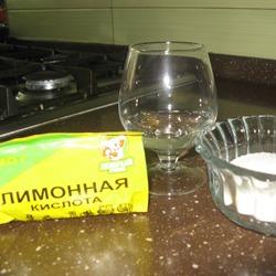 шугаринг с лимонной кислотой
