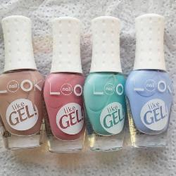 NailLOOK likeGEL