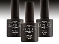 Особенности гель лака Komilfo (Комильфо). Цветовые палитры, база и топ